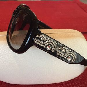 Bvlgari Limited Edition 60 mm Sunglasses Used